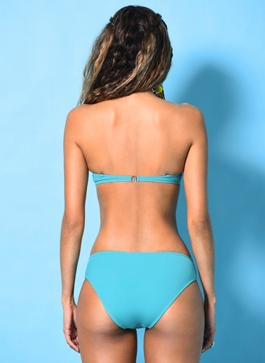 Loves You Dönmeli Bikini Takım Yeşil